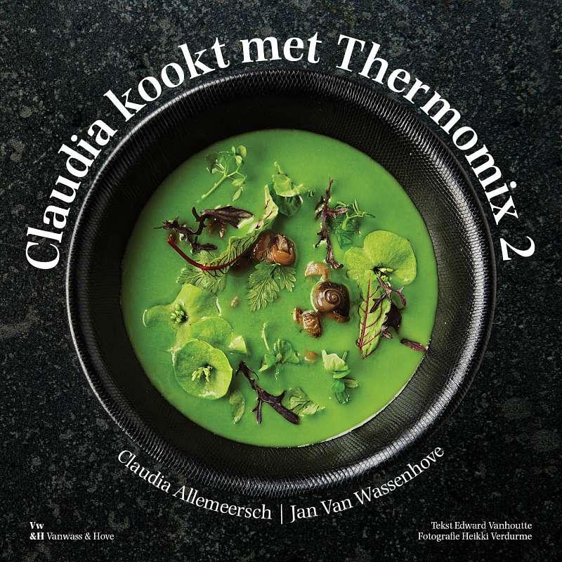 Claudia kookt met Thermomix II