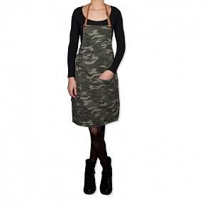 Schort kaki camouflage